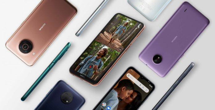 HMD Global wird mit vier neuen Nokia Smartphones geliefert